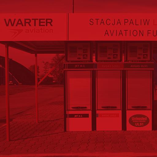 Stacje dla lotnisk